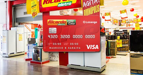 cartão-ricardo-eletro-segunda-via